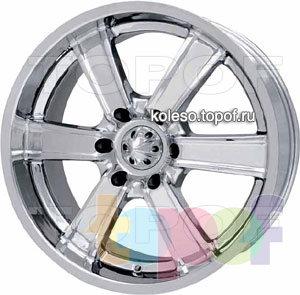 Колесные диски Enkei K6. Изображение модели #1