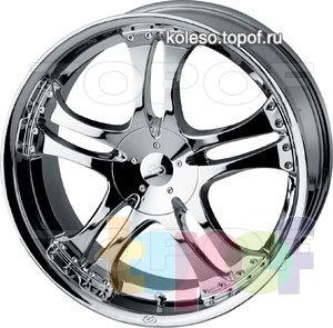 Колесные диски Enkei Kapone. Изображение модели #1