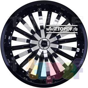 Колесные диски Enkei LF-10. Изображение модели #2