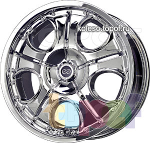Колесные диски Enkei LX-5. Изображение модели #1