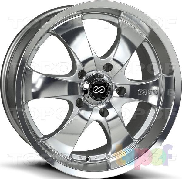 Колесные диски Enkei M6. хромированный