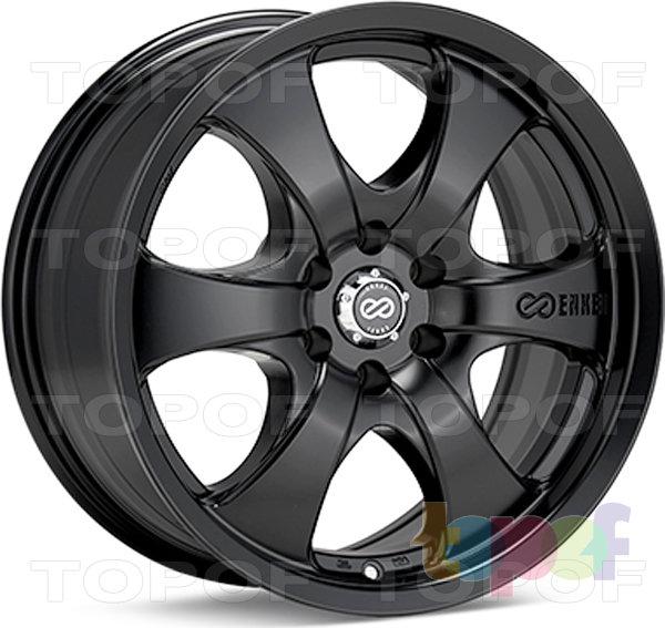 Колесные диски Enkei M6. черный