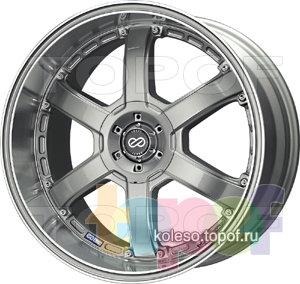 Колесные диски Enkei PK6. Изображение модели #1