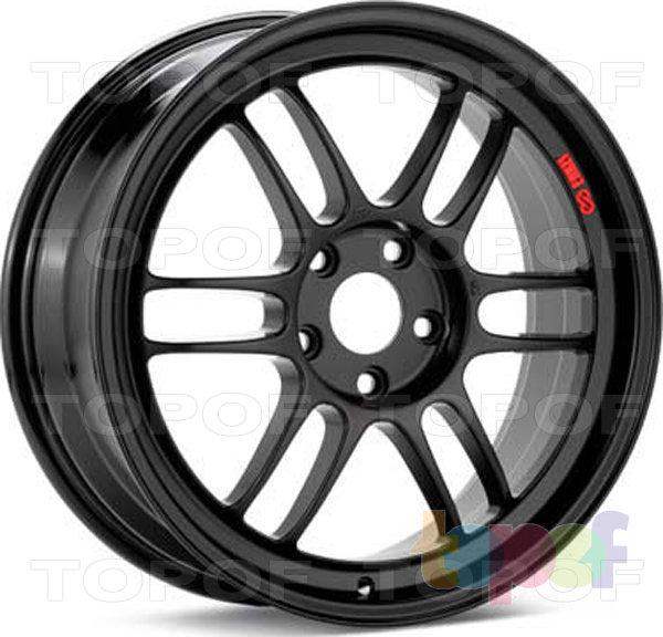Колесные диски Enkei RPF1. черный