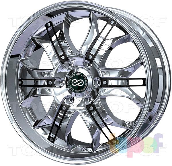 Колесные диски Enkei SH25. Изображение модели #1