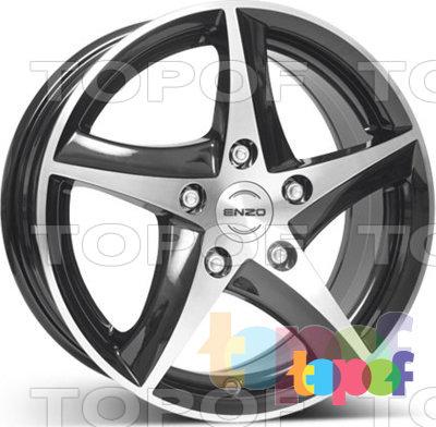 Колесные диски Enzo 101. Изображение модели #2