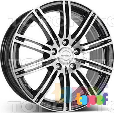 Колесные диски Enzo 103. Изображение модели #2