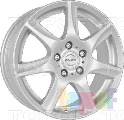Колесные диски Enzo W. Изображение модели #1