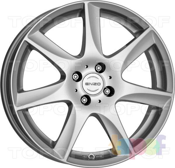 Колесные диски Enzo W. Изображение модели #2