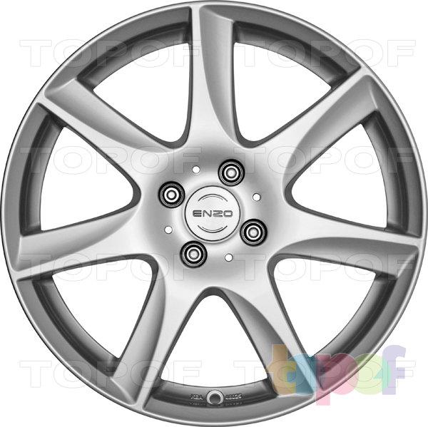Колесные диски Enzo W. Изображение модели #3