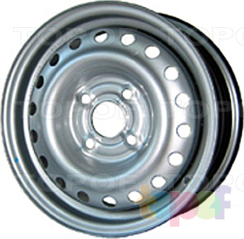Колесные диски EuroDisk (ФМЗ) 42B29C. Изображение модели #1
