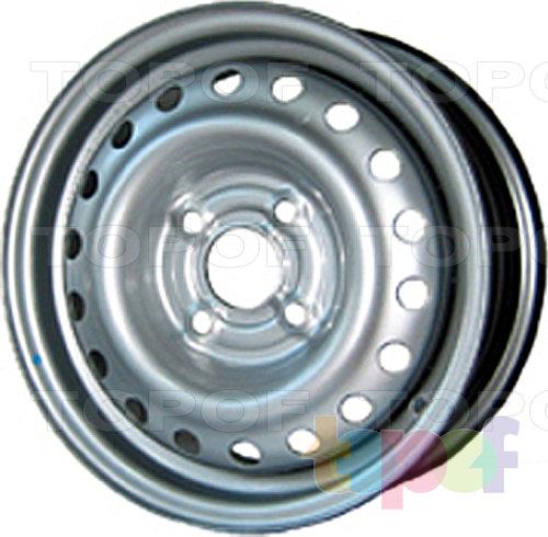 Колесные диски EuroDisk (ФМЗ) 53A45R. Изображение модели #1