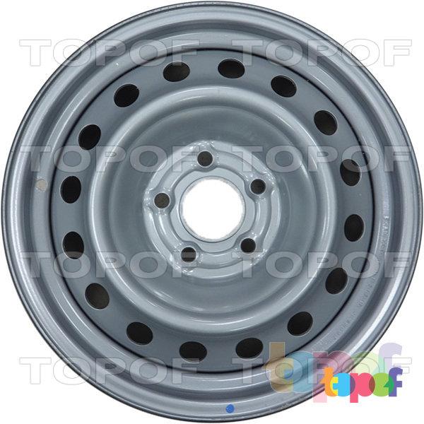Колесные диски EuroDisk (ФМЗ) 75J38H