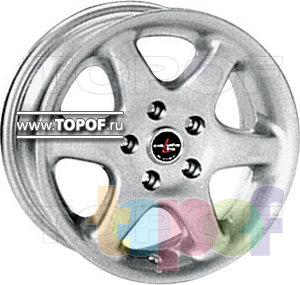 Колесные диски Exclusive Line R. Изображение модели #1