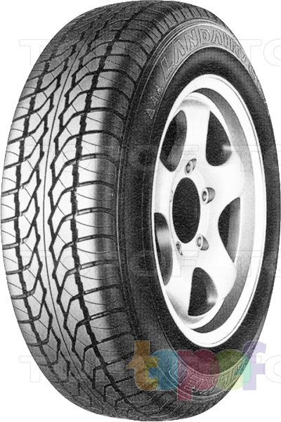 Шины Falken Landair CT03