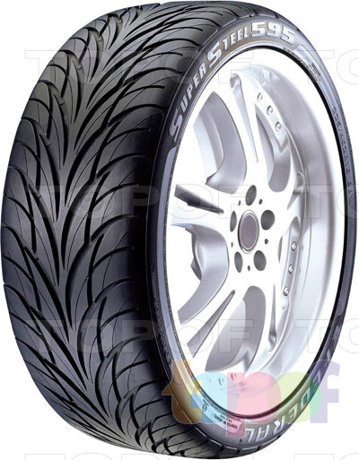 Шины Federal Super Steel SS595 (595 Drift)