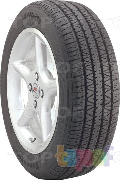 Шины Firestone Affinity Touring T2. Изображение модели #1