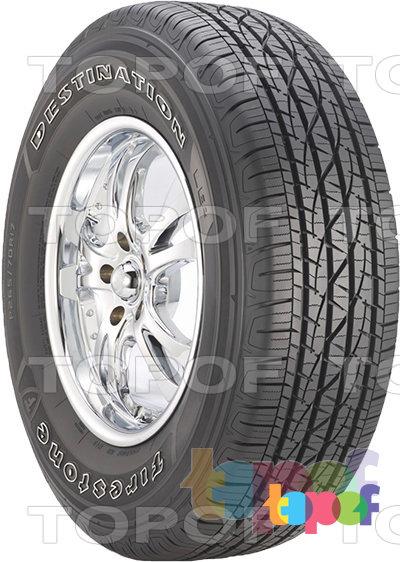 Шины Firestone Destination LE2. Дорожная шина для легкового автомобиля