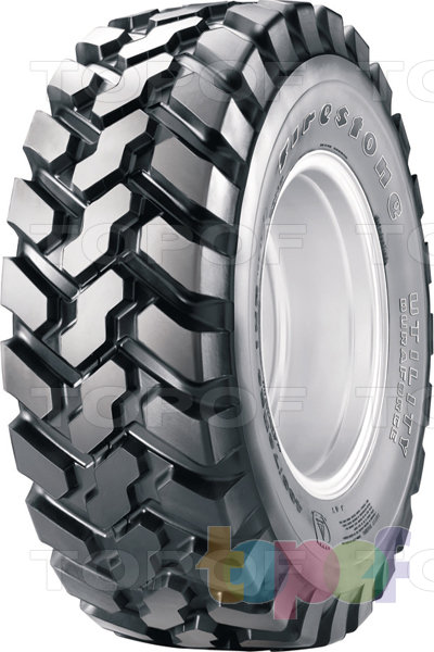 Шины Firestone DuraForce UT