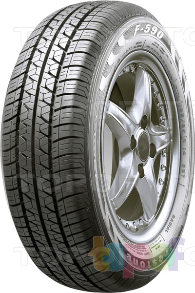 Шины Firestone F590 Fuel Saver