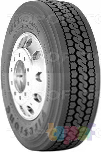 Шины Firestone FD695 plus. Изображение модели #1