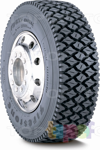 Шины Firestone FD835 on/off. Изображение модели #1