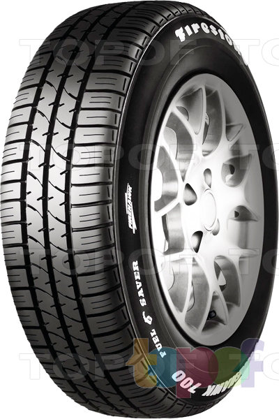 Шины Firestone Firehawk F700 Fuel Saver. Изображение модели #2