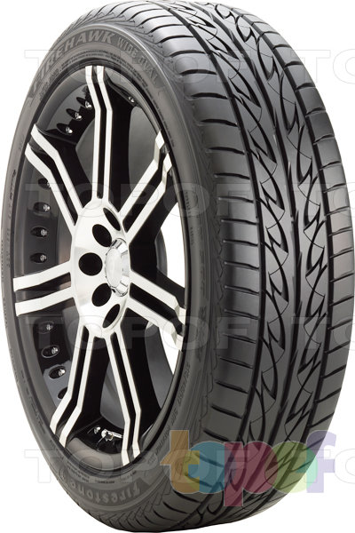 Шины Firestone Firehawk Wide Oval Indy500