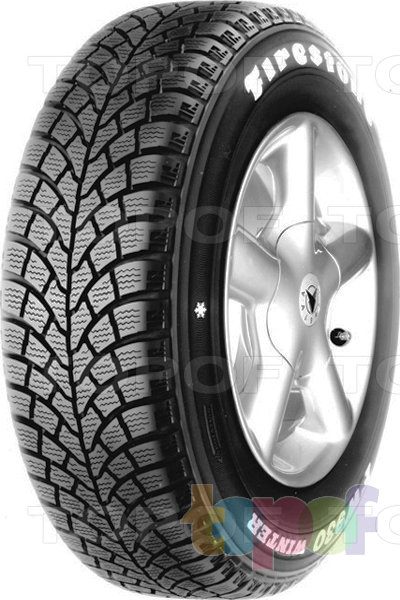 Шины Firestone FW930 Winter