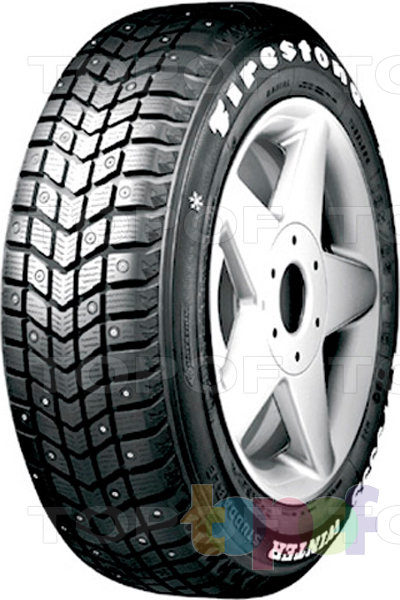 Шины Firestone FW935 Winter. Изображение модели #1