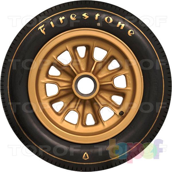 Шины Firestone Indy. Изображение модели #2