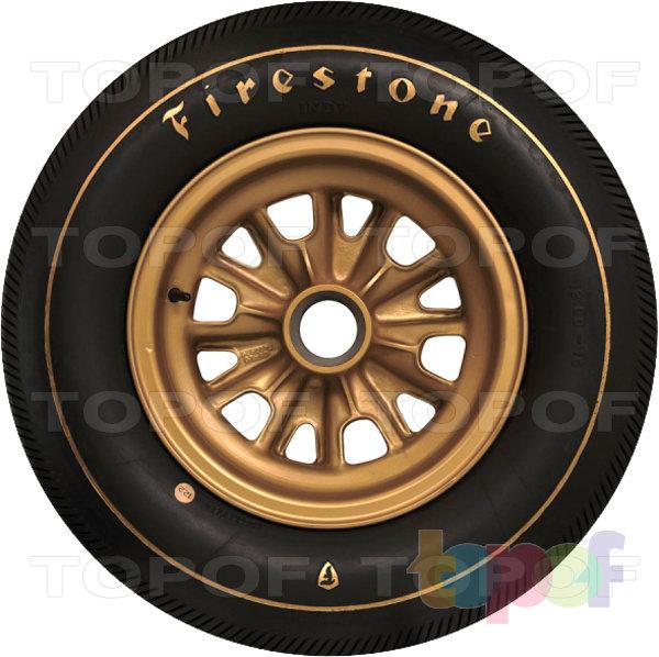 Шины Firestone Indy. Изображение модели #3
