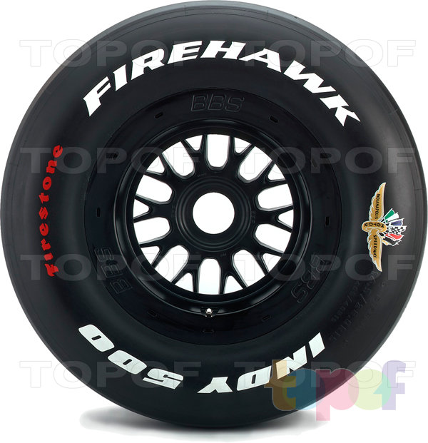 Шины Firestone Indy 500. Изображение модели #6