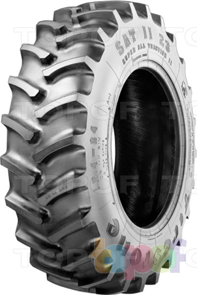 Шины Firestone Super All Traction II 23. Изображение модели #1