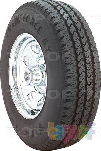 Шины Firestone Transforce AT. Изображение модели #1