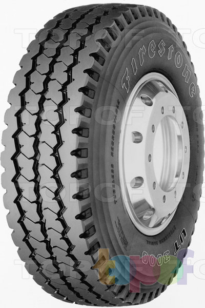 Шины Firestone UT3000 plus. Изображение модели #1