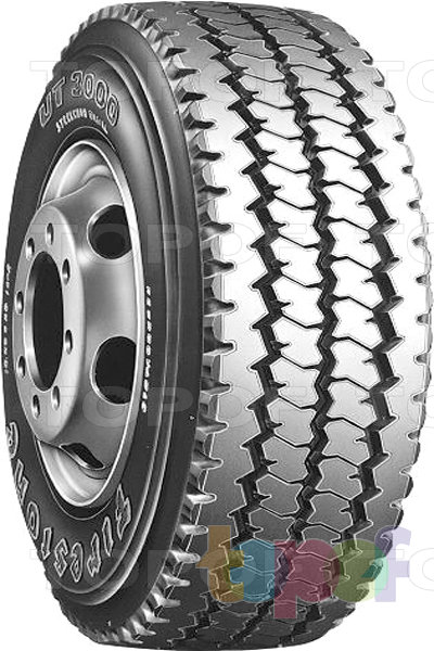 Шины Firestone UT3000 plus. Изображение модели #2