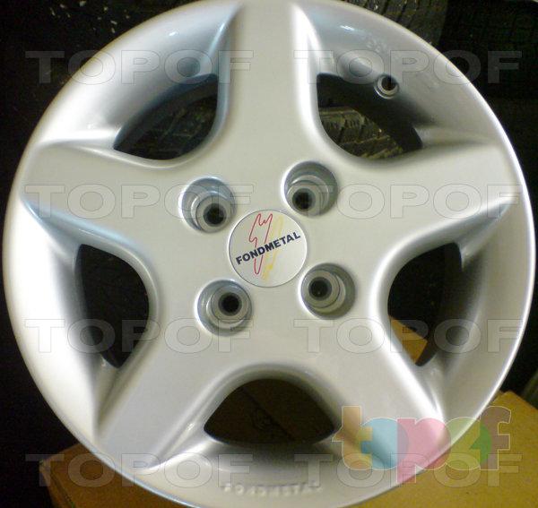 Колесные диски Fondmetal 4800. Изображение модели #1
