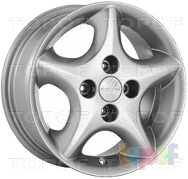 Колесные диски Fondmetal 5200. Изображение модели #1