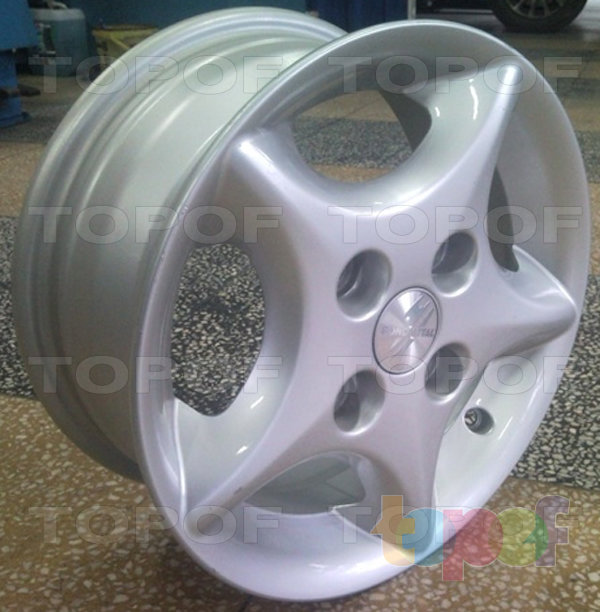 Колесные диски Fondmetal 5200. Изображение модели #2