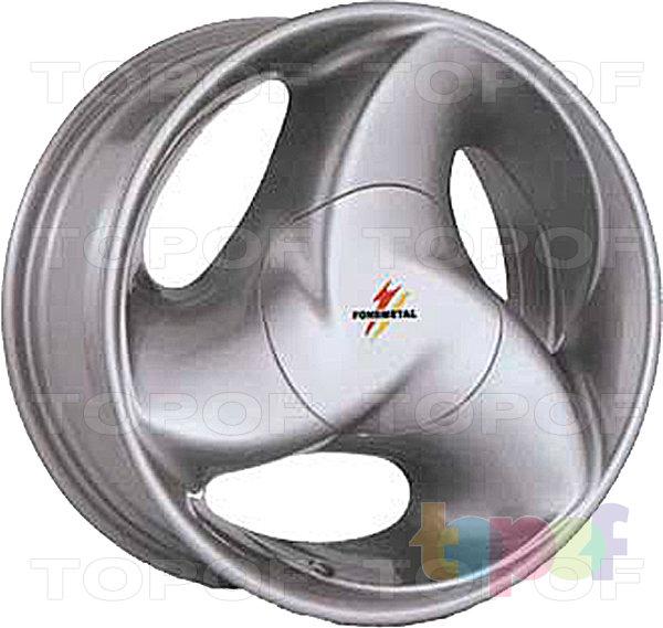 Колесные диски Fondmetal 5300. Изображение модели #1