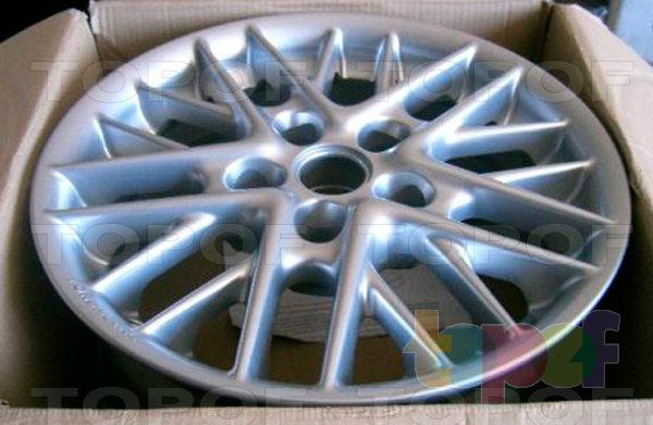 Колесные диски Fondmetal 5500. Изображение модели #2