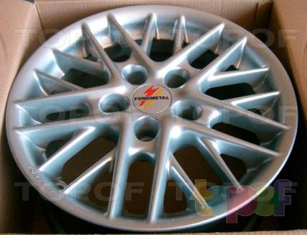 Колесные диски Fondmetal 5500. Изображение модели #3