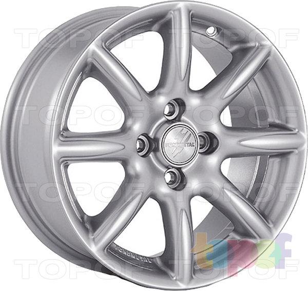 Колесные диски Fondmetal 5700. Изображение модели #1