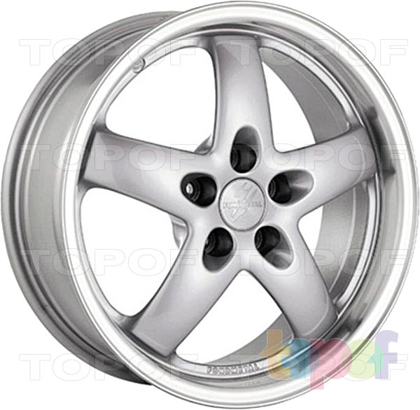 Колесные диски Fondmetal 5900. Изображение модели #1