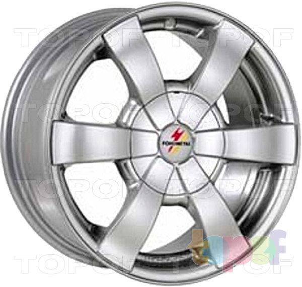 Колесные диски Fondmetal 6000. Изображение модели #1