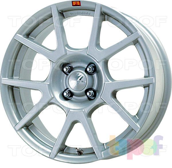 Колесные диски Fondmetal 6700. 5 посадочных отверстий