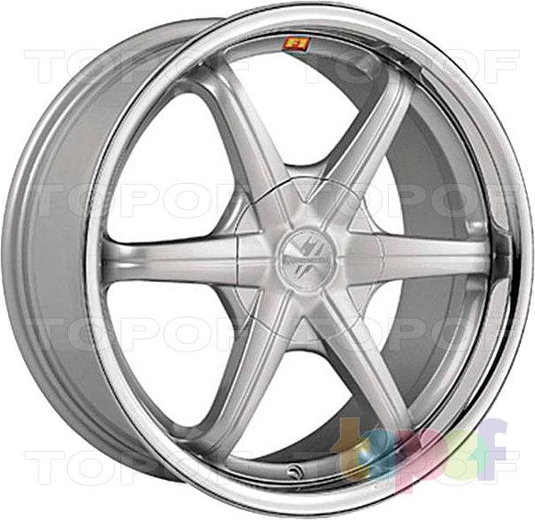 Колесные диски Fondmetal 6900