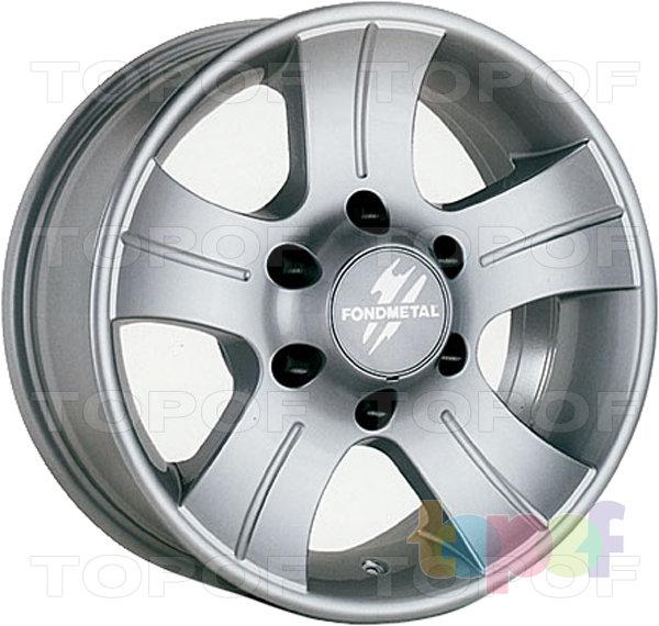 Колесные диски Fondmetal 7100. Изображение модели #1
