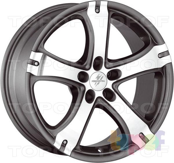 Колесные диски Fondmetal 7500